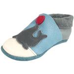 Pololo Seehund hellblau/grau (babyblue graphit)
