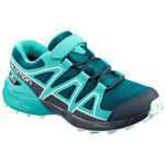 Salomon Speedcross CSWP K lyons blue/bluebird/navy blazer