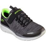 Skechers Equalizer 3.0 Aquablast schwarz/grau (black/charcoal)