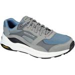 Skechers Global Jogger Grau (Gray/Blue)