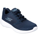 Skechers GOrun 600 Circulate dunkelblau/weiß (navy/white)