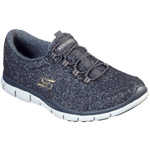 Skechers Wash-A-Wool Gratis Good Idea charcoal