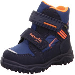 Superfit Gore-Tex Husky1 Klett Blau/Orange