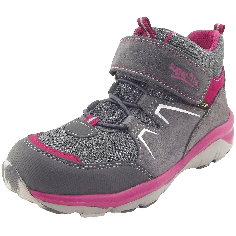 Superfit Gore Tex Sport5 greypink (graurot) Shoes