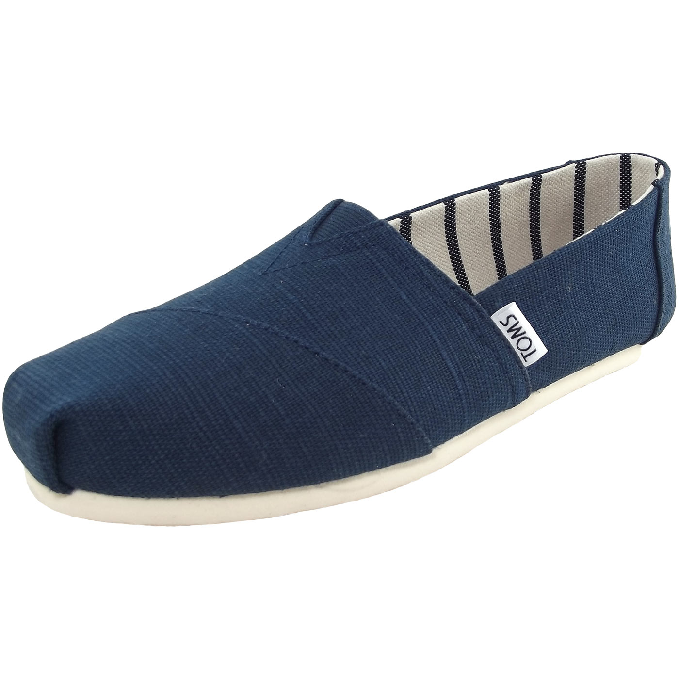 deebde6a64e Toms Classic Heritage Canvas Wm majolica blue - Shoes   Accessories ...